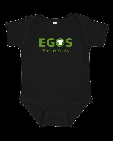 Custom Printed Infant Baby Bodysuit