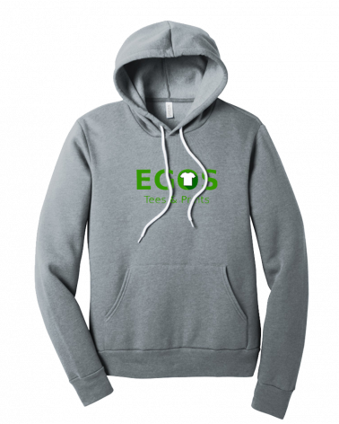Custom Printed Soft Cotton Hoodie